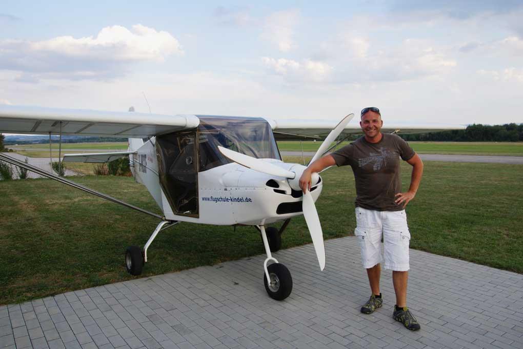 Rundflug über Thüringen
